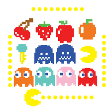 Pac Man Vinyl Wall Decals Stickers Design Independence