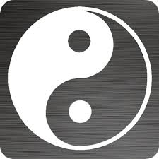 Yin Yang Car Decal Ying Yang Car Sticker Yin And Yang Window Decals