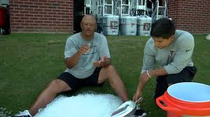 Terry Robiskie Accepts the ALS Ice Bucket Challenge - YouTube