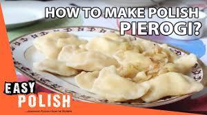 how to make polish pierogi easy