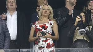 Pamela Anderson Dumps World Cup Winner Adil Rami Days After Marriage  Proposal - Sputnik International