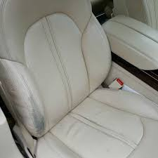 leather car seat tear repair kit how to