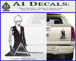 Bleach Ichigo Kurosaki Anime Decal Sticker A1 Decals