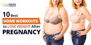 how to lose weight after pregnancy 10