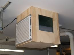 diy air filtration er is this