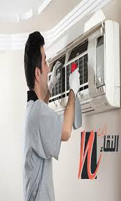 شركة تنظيف مكيفات بالرياض - قسم خاص صيانة المكيفات من شركة النقاء لايت