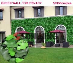 China Ivy Panel Plant Leaves Fence Boxwood Plants Artificial Hedge China Artificial Hedge And Artificial Plant Price