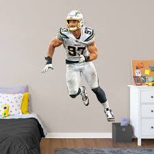 Home Garden Los Angeles Chargers Nfl Football Wall Decal Vinyl Decor Room Sticker Art J56 Children S Bedroom Boy Decor Decals Stickers Vinyl Art