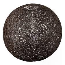 globe ball ceiling pendant light