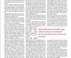pull quotes magazine designing