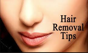 unwanted hair home remes to