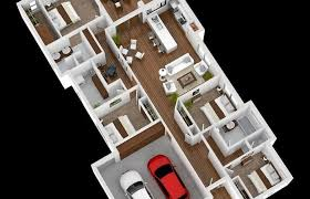 luxury house design plans d bedrooms