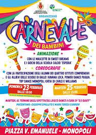 Domenica e martedì il Carnevale dei Bambini 2020 > Città di ...