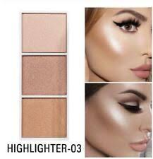 shimmer contouring face bronzer makeup