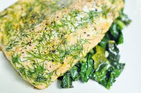 Roasted Trout with Lemon and Dill ...