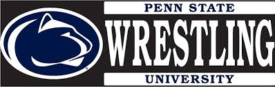 Penn State University Wrestling Decal 6 X 2 Nittany Lions Psu