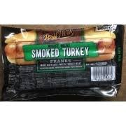 ball park franks smoked turkey white
