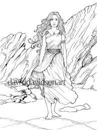 Volwassen Kleurplaten Pagina Fantasie Kleuren Keltische Etsy
