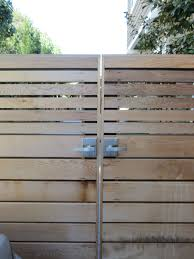 Project Profile For Contemporary Double Gate With The Stainless Steel Gate Hardware Including The Alta Gate Latch And Sta In 2020 Fence Design Gate Hardware Wood Fence