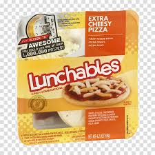 chicago style pizza nachos lunchables