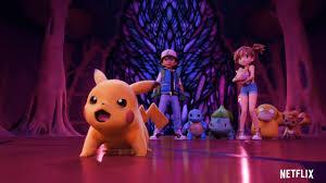 Netflix will premiere the very first Pokémon movie - GadgetMatch