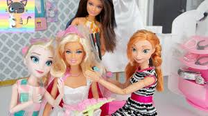 Cuộc Sống Của Búp Bê Barbie Tại Minky VN Tập 16 - Đám Cưới Của ...
