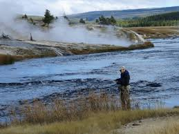 Angling in Yellowstone National Park - Wikipedia