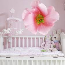 Shop Full Color Pink Flower Beauty Spa Full Color Wall Decal Sticker Sticker Decal 48 X 48 On Sale Overstock 15321594