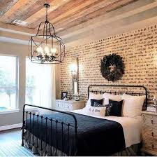75 impressive bedrooms with brick walls
