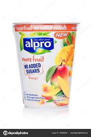 alpro soya yogurt cultures