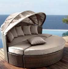 outdoor daybed garden sofa