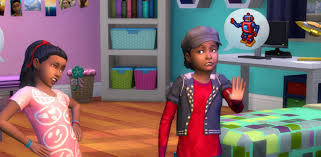 The Sims 4 Kids Room Free Download