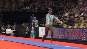 Simone Biles - Vault 1 – 2018 U.S ...