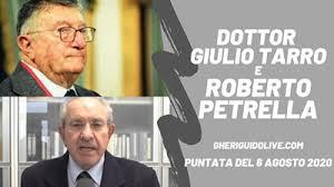 Gheri Guido - Gheri Guido con i Dottor Giulio Tarro e Roberto Petrella - Puntata del 6 Agosto 2020 | Facebook
