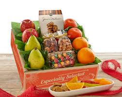florida fruit gift baskets and bo packs
