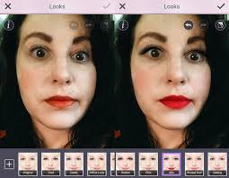 apps that give you a virtual makeover