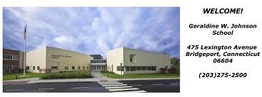 Geraldine Johnson School / Homepage