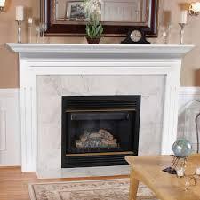 48 the newport fireplace mantel