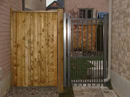 Aluminum Fence Gates In Toronto And Gta