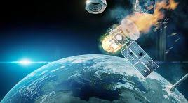 Image result for two satellites