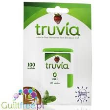 truvia calorie free sweetener from the