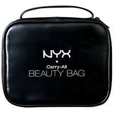 nyx cosmetics carry all beauty bag