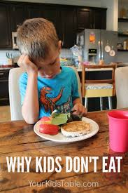 5 surprising reasons kids refuse to eat