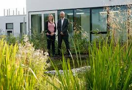 Landscape students move into new £76m Greenwich University building