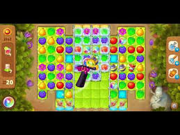 gardenscapes level 2562 you