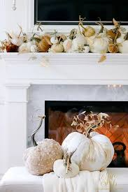 mantel and fireplace decor ideas