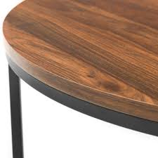 bellini round nesting coffee table a