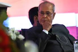 Pranab Mukherjee condoles death of ...