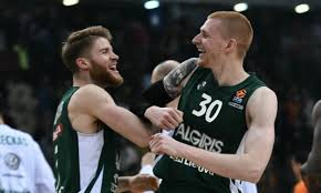 Aaron White on win over Olympiacos: We have good feelings coming ...
