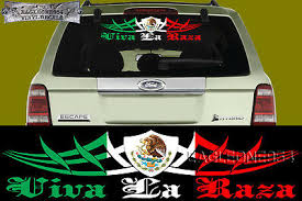 Mexican Decal Zeppy Io
